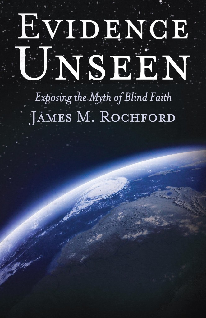 Evidence Unseen Cover
