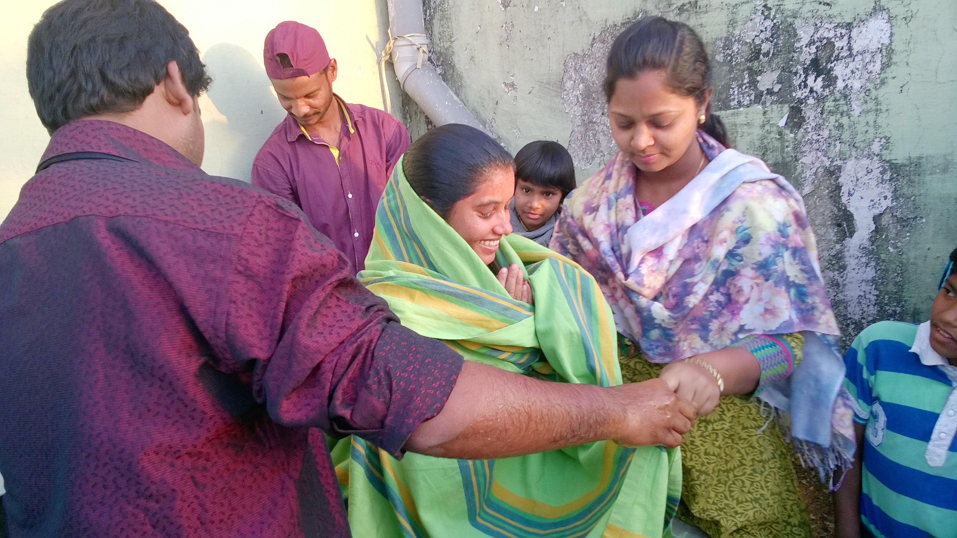 IGL Gondia Baptism