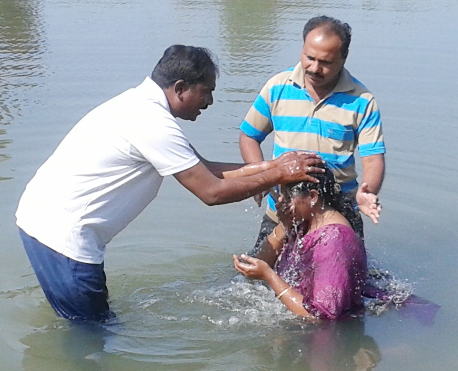 IGL Baptism