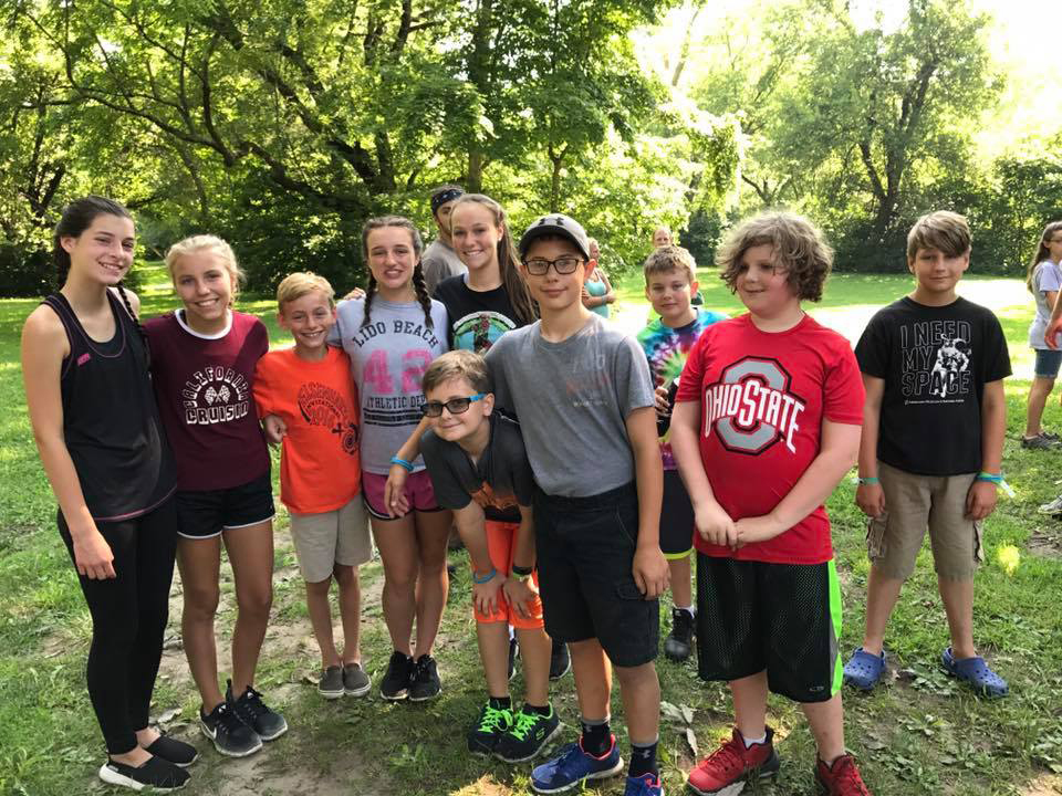 Students attend Blowout camp