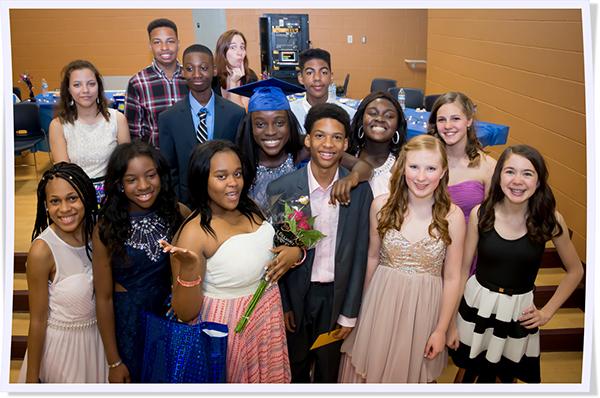 Harambee 2016 Graduates