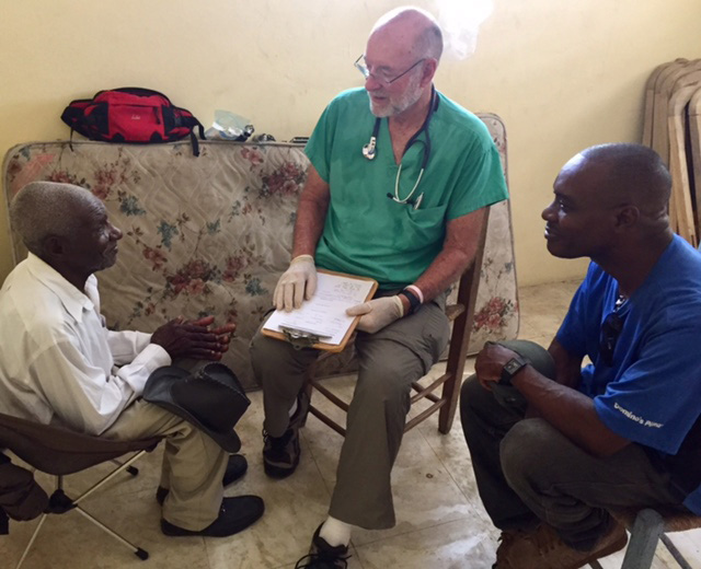 Haiti mission trip helps patients who need medical care