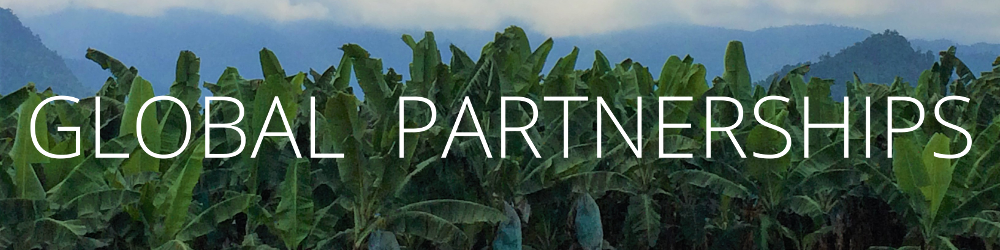 Global Partners Banner