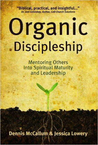 how to build a culture of discipleship at church