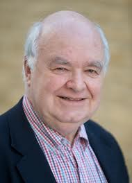 Portrait of John Lennox, Professor of Mathematics and Philosophy of Science at the University of Oxford