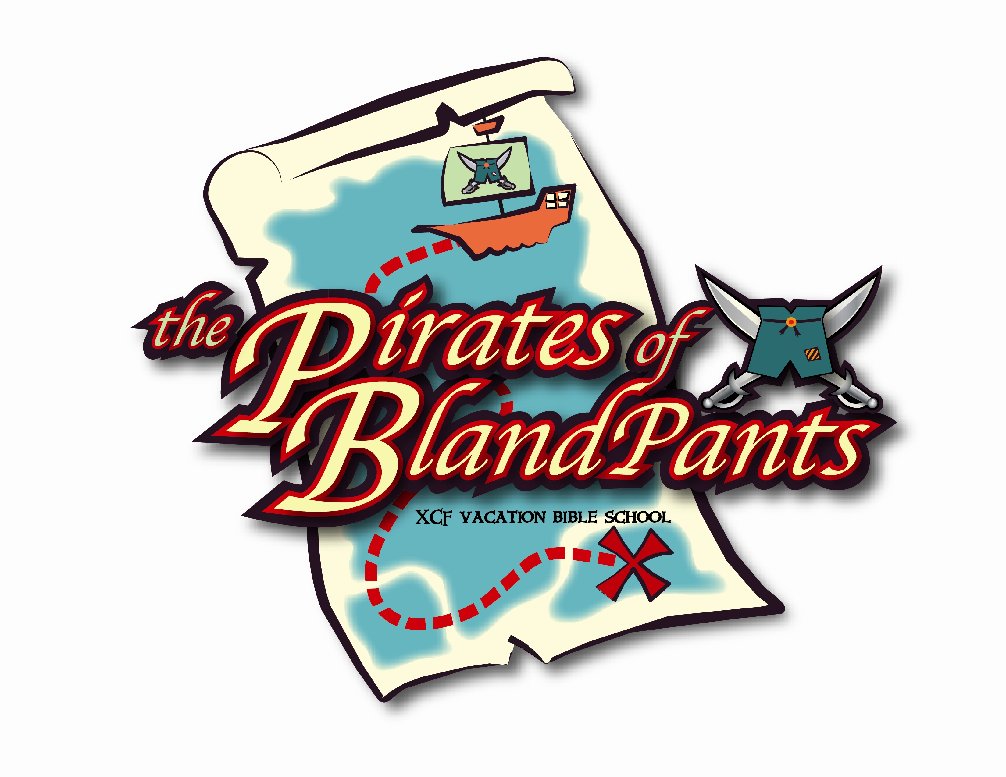 VBS Pirate Logo 2017